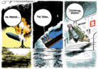 Cartoonist Jack Ohman  Jack Ohman's Editorial Cartoons 2018-01-11 resignation