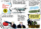 Cartoonist Jack Ohman  Jack Ohman's Editorial Cartoons 2018-01-16 collusion
