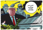 Cartoonist Jack Ohman  Jack Ohman's Editorial Cartoons 2018-01-25 environmental