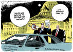 Cartoonist Jack Ohman  Jack Ohman's Editorial Cartoons 2018-02-02 Devin Nunes