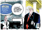 Cartoonist Jack Ohman  Jack Ohman's Editorial Cartoons 2018-02-15 Donald Trump Lawyers
