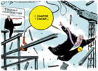 Cartoonist Jack Ohman  Jack Ohman's Editorial Cartoons 2018-03-08 chief