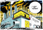 Cartoonist Jack Ohman  Jack Ohman's Editorial Cartoons 2018-04-05 environmental