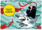 Cartoonist Jack Ohman  Jack Ohman's Editorial Cartoons 2018-04-25 Donald Trump Lawyers