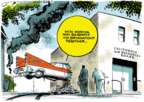Cartoonist Jack Ohman  Jack Ohman's Editorial Cartoons 2018-05-02 environmental