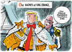 Cartoonist Jack Ohman  Jack Ohman's Editorial Cartoons 2018-06-06 orange