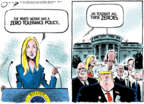 Cartoonist Jack Ohman  Jack Ohman's Editorial Cartoons 2018-06-20 Jared Kushner