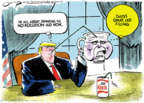 Cartoonist Jack Ohman  Jack Ohman's Editorial Cartoons 2018-08-01 collusion