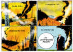 Cartoonist Jack Ohman  Jack Ohman's Editorial Cartoons 2018-08-07 environmental