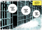 Cartoonist Jack Ohman  Jack Ohman's Editorial Cartoons 2018-08-23 Robert Mueller