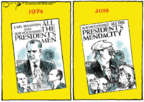 Cartoonist Jack Ohman  Jack Ohman's Editorial Cartoons 2018-09-07 untruth
