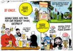 Cartoonist Jack Ohman  Jack Ohman's Editorial Cartoons 2018-10-13 round