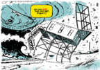 Cartoonist Jack Ohman  Jack Ohman's Editorial Cartoons 2018-10-16 environmental
