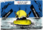 Cartoonist Jack Ohman  Jack Ohman's Editorial Cartoons 2018-11-08 republican senate