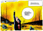 Cartoonist Jack Ohman  Jack Ohman's Editorial Cartoons 2018-11-13 center