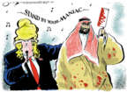 Cartoonist Jack Ohman  Jack Ohman's Editorial Cartoons 2018-11-23 news