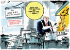 Cartoonist Jack Ohman  Jack Ohman's Editorial Cartoons 2018-12-11 chief