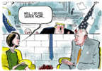 Cartoonist Jack Ohman  Jack Ohman's Editorial Cartoons 2018-12-12 senate majority leader