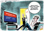 Cartoonist Jack Ohman  Jack Ohman's Editorial Cartoons 2018-12-14 Joe