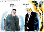 Cartoonist Jack Ohman  Jack Ohman's Editorial Cartoons 2019-02-28 president