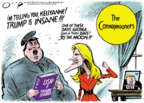Cartoonist Jack Ohman  Jack Ohman's Editorial Cartoons 2019-03-21 president