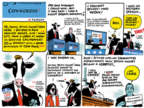 Cartoonist Jack Ohman  Jack Ohman's Editorial Cartoons 2019-03-23 Devin Nunes