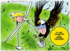 Cartoonist Jack Ohman  Jack Ohman's Editorial Cartoons 2019-04-05 president