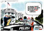 Cartoonist Jack Ohman  Jack Ohman's Editorial Cartoons 2019-04-23 leadership