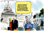 Cartoonist Jack Ohman  Jack Ohman's Editorial Cartoons 2019-04-24 president