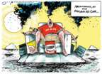 Cartoonist Jack Ohman  Jack Ohman's Editorial Cartoons 2019-05-08 environmental