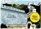 Cartoonist Jack Ohman  Jack Ohman's Editorial Cartoons 2019-05-14 tax