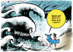 Cartoonist Jack Ohman  Jack Ohman's Editorial Cartoons 2019-05-22 democrat
