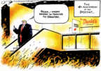 Cartoonist Jack Ohman  Jack Ohman's Editorial Cartoons 2019-06-19 president