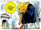 Cartoonist Jack Ohman  Jack Ohman's Editorial Cartoons 2019-07-24 president