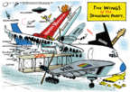 Cartoonist Jack Ohman  Jack Ohman's Editorial Cartoons 2019-08-01 democrat