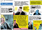 Cartoonist Jack Ohman  Jack Ohman's Editorial Cartoons 2019-08-04 leadership
