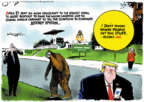 Cartoonist Jack Ohman  Jack Ohman's Editorial Cartoons 2019-08-14 Donald Trump