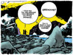 Cartoonist Jack Ohman  Jack Ohman's Editorial Cartoons 2019-08-21 Mar-a-Lago