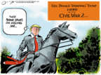 Cartoonist Jack Ohman  Jack Ohman's Editorial Cartoons 2019-10-02 bone