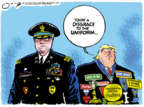 Cartoonist Jack Ohman  Jack Ohman's Editorial Cartoons 2019-10-31 bone