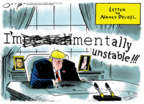 Cartoonist Jack Ohman  Jack Ohman's Editorial Cartoons 2019-12-19 congressional leadership