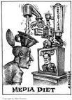 Cartoonist Matt Wuerker  Matt Wuerker's Editorial Cartoons 2002-00-00 television news