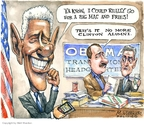 Cartoonist Matt Wuerker  Matt Wuerker's Editorial Cartoons 2008-11-26 fast