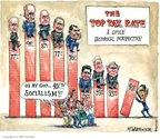 Cartoonist Matt Wuerker  Matt Wuerker's Editorial Cartoons 2009-04-14 Richard Nixon