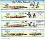 Cartoonist Matt Wuerker  Matt Wuerker's Editorial Cartoons 2009-06-10 Tim