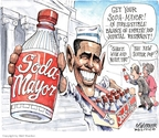 Cartoonist Matt Wuerker  Matt Wuerker's Editorial Cartoons 2009-07-14 mayor