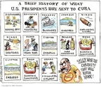 Cartoonist Matt Wuerker  Matt Wuerker's Editorial Cartoons 2009-10-06 diplomat