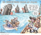 Cartoonist Matt Wuerker  Matt Wuerker's Editorial Cartoons 2009-10-19 American