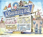 Cartoonist Matt Wuerker  Matt Wuerker's Editorial Cartoons 2009-12-03 global economy
