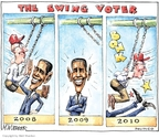 Cartoonist Matt Wuerker  Matt Wuerker's Editorial Cartoons 2010-01-20 2008 election